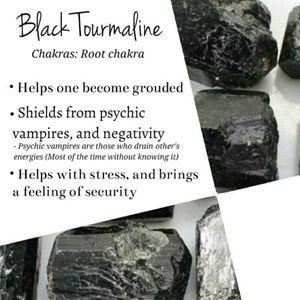 Crystal Cove Boutique Jewelry - Black Tourmaline Buddha Pair